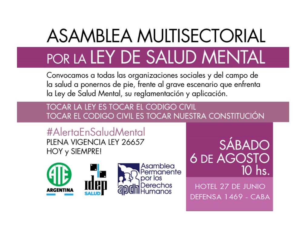 Asamblea Multisectorial