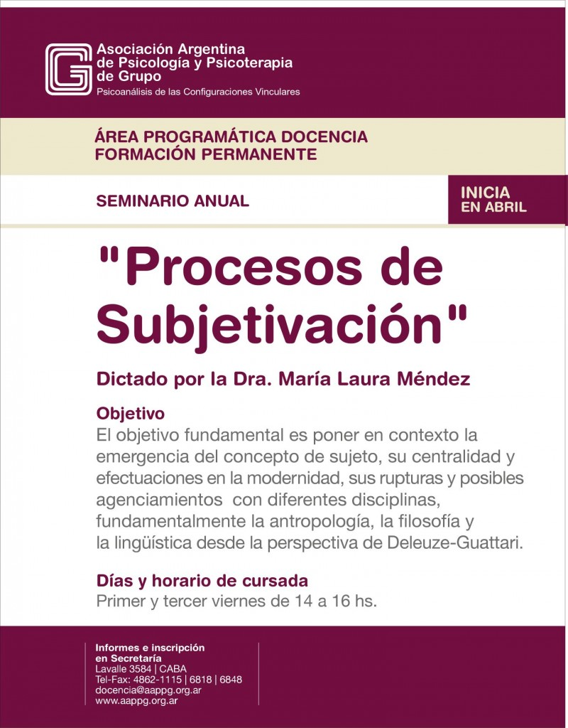 Flyer Procesos