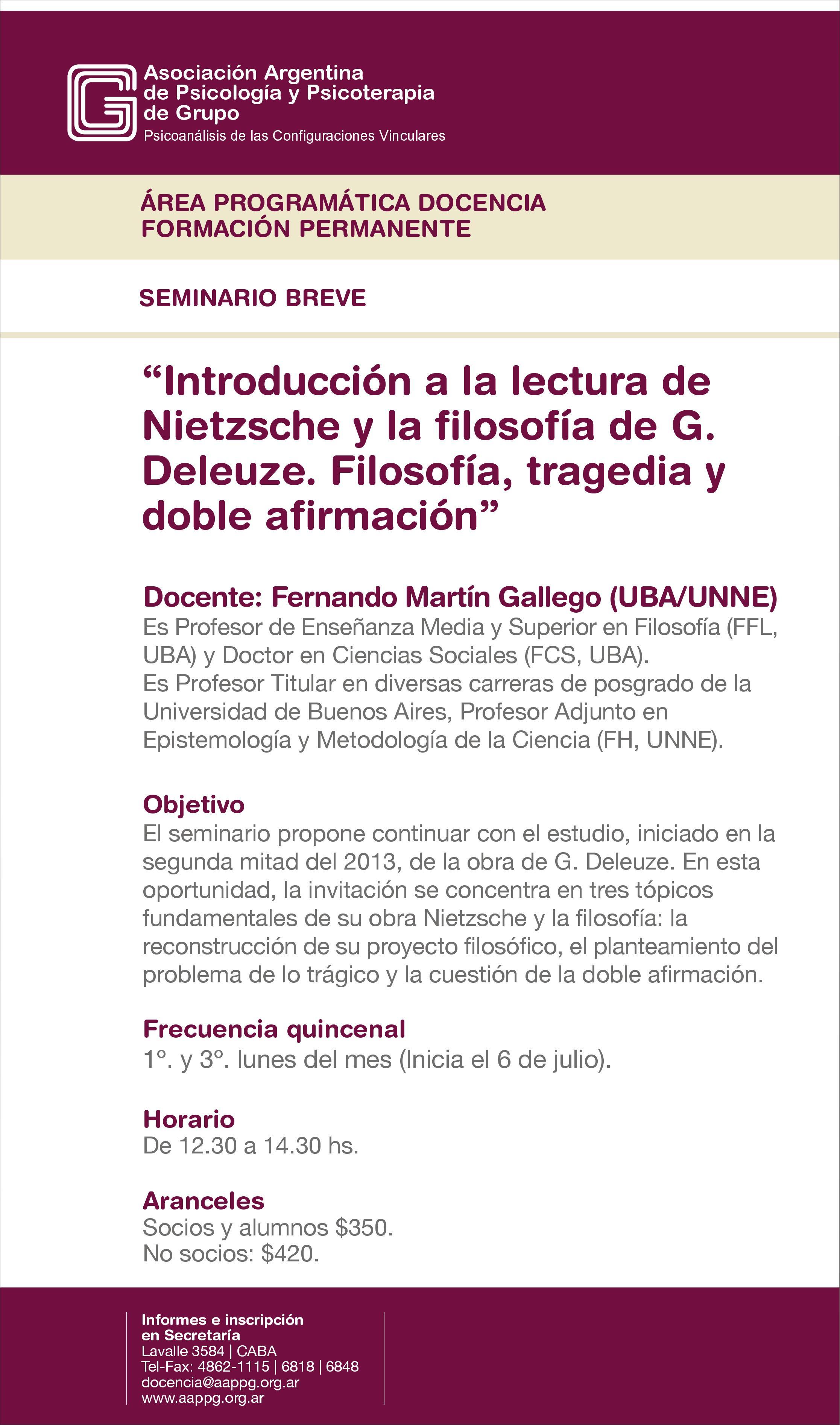 AAPPG » Asociación Argentina de Psicología y Psicoterapia de Grupo ...